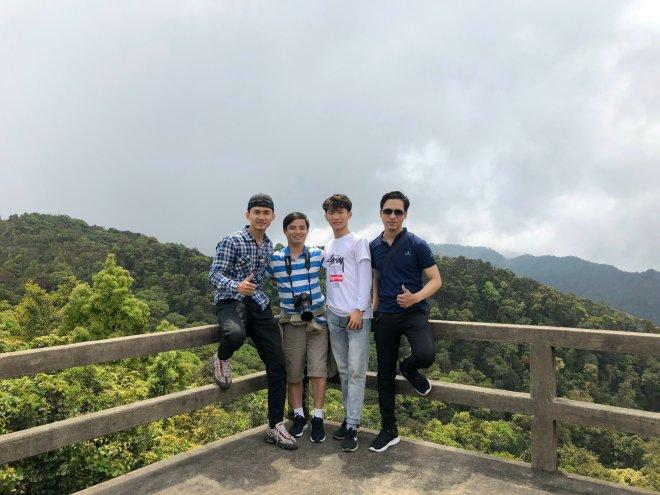 Bach Ma National Park Day Trip