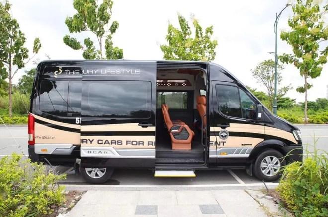 Limousine Car Fleet Photo- Hoi An Private Car