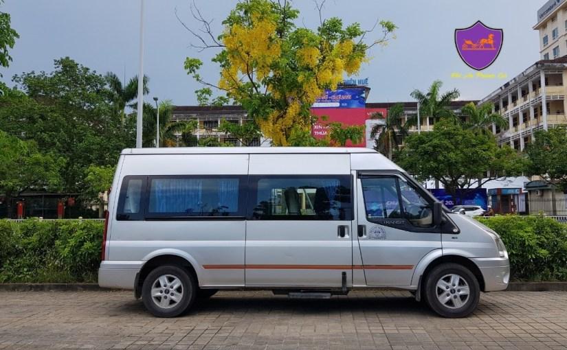 Hoi An to Phong Nha by private car- Hoi An Private Car