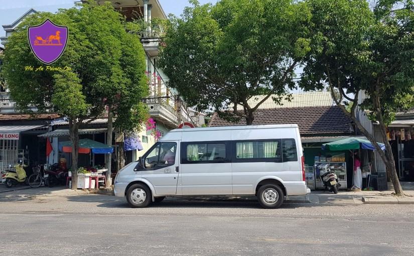 Saigon to Mui Ne Private Car- Hoi An Private Car