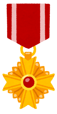保育士が作るメダル
