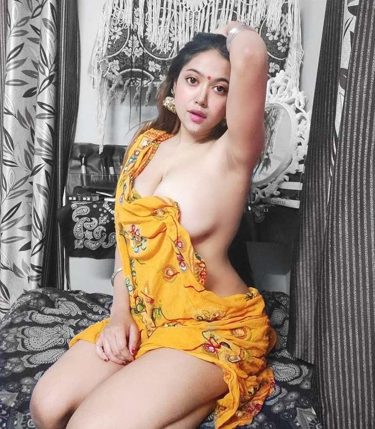 Instagram Sensation Lovely Ghosh aka Sherni Wiki, Age, Biography, Movies, and Beautiful Photos 129