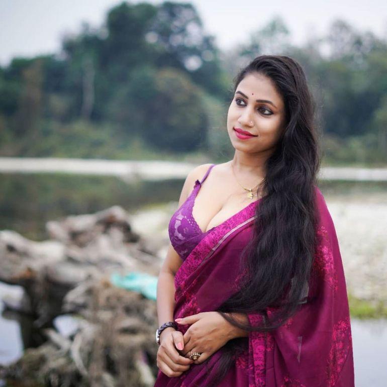 Instagram & YouTube Sensation Nandini Nayek Wiki, Age, Biography and Glamorous Photos 125