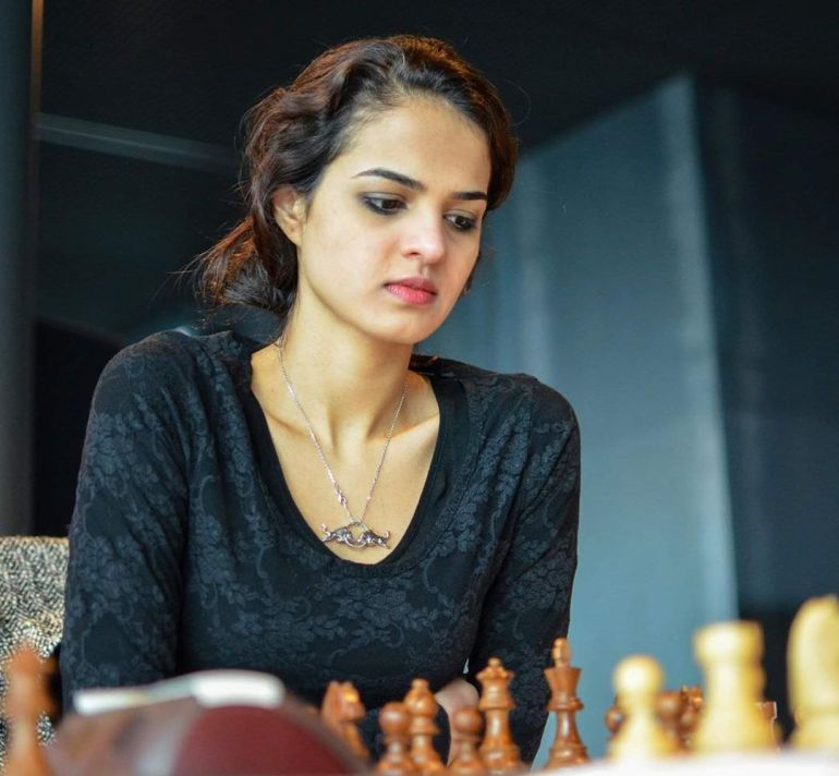 Queen of Indian Chess Tania Sachdev Wiki, Age, Biography, Family, Career, and Beautiful Photos 125