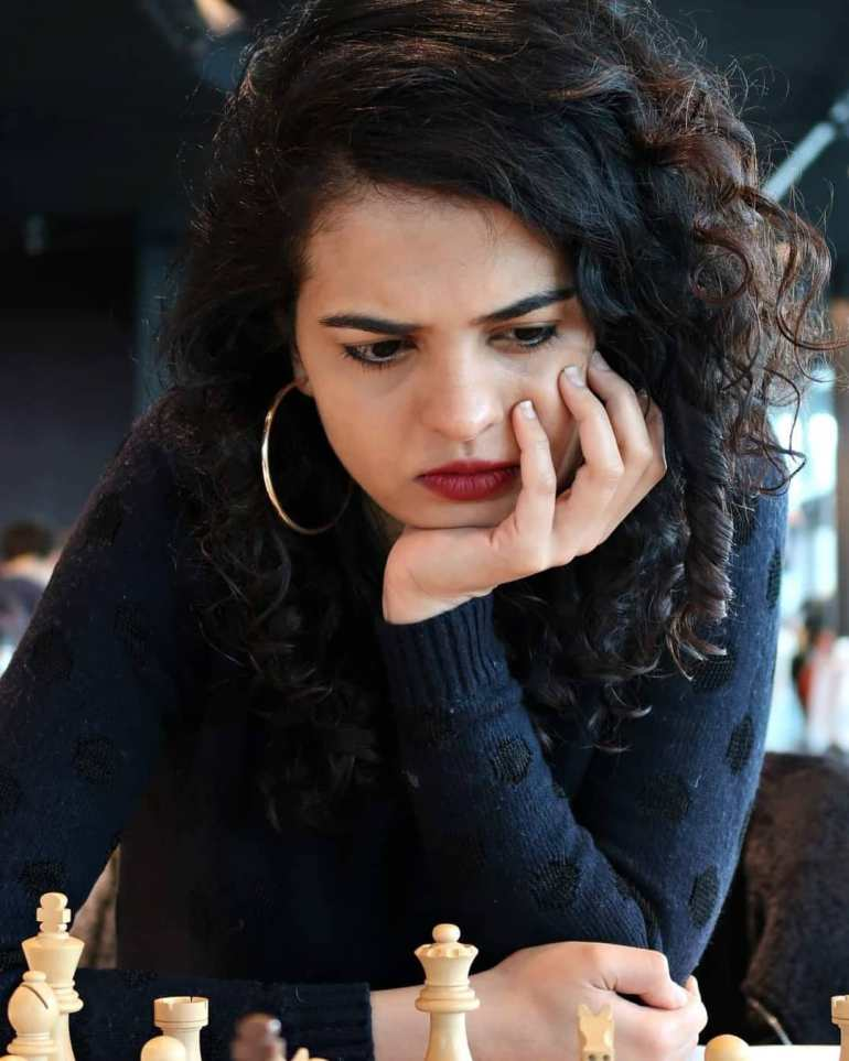 Queen of Indian Chess Tania Sachdev Wiki, Age, Biography, Family, Career, and Beautiful Photos 108