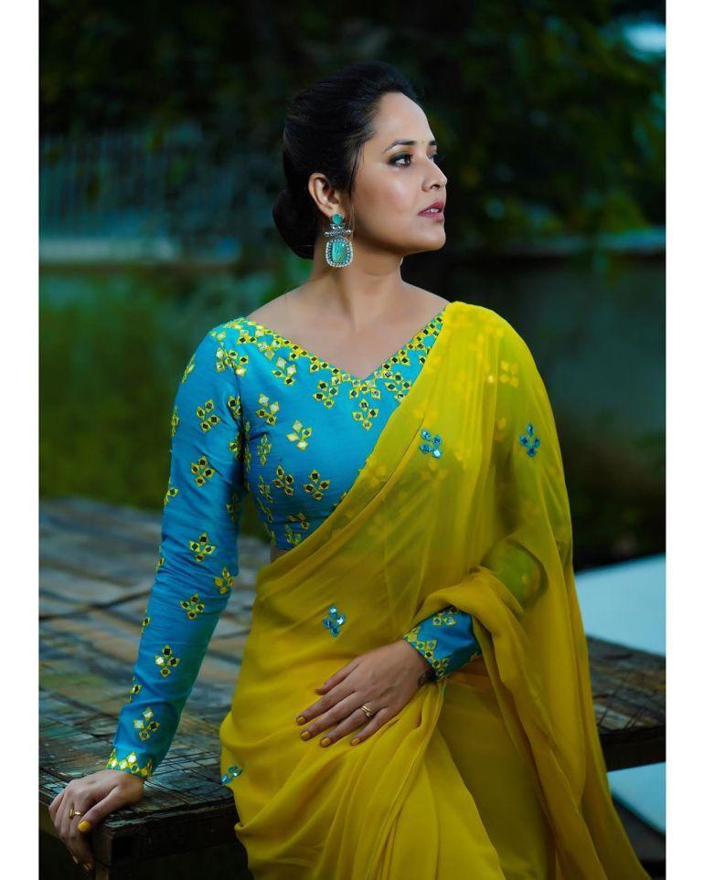 Anasuya Bharadwaj Wiki, Age, Biography, Movies, and Beautiful Photos 120