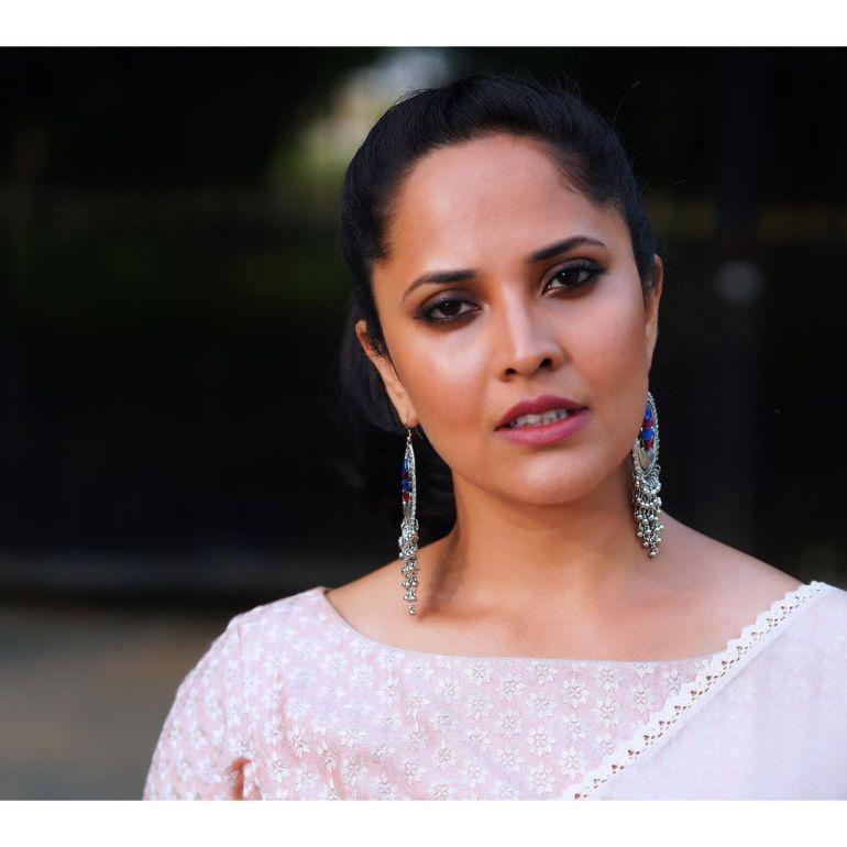 Anasuya Bharadwaj Wiki, Age, Biography, Movies, and Beautiful Photos 125