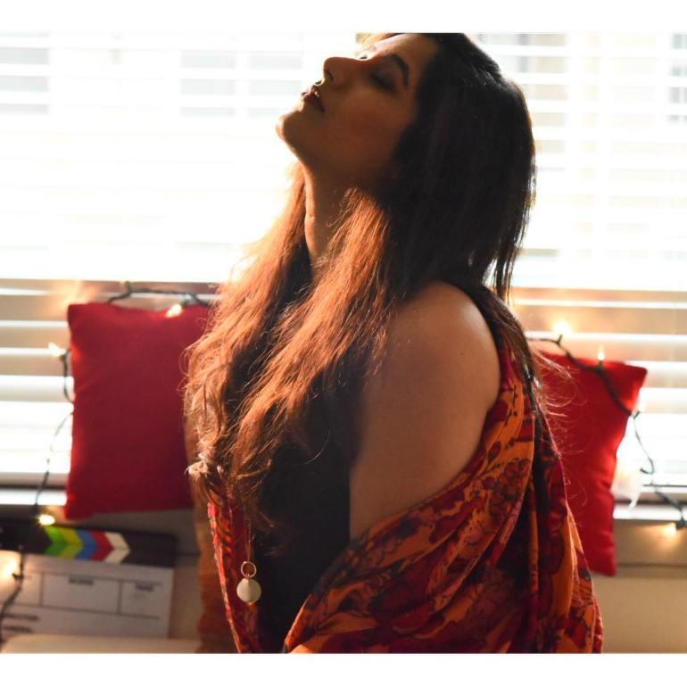 Poojitha Kuraparthi Wiki, Age, Bio, Movies, Husband, Height, and beautiful Photos 109