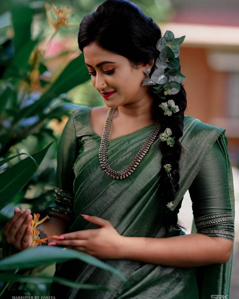 Swathy Nithyanand Bio, Wiki, Age, Husband, Serial, and Beautiful Photos 110
