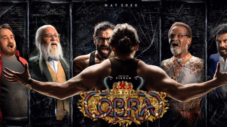 Cobra Movie (2021) Cast | Video Songs | Trailer | Release Date and Mp3 100
