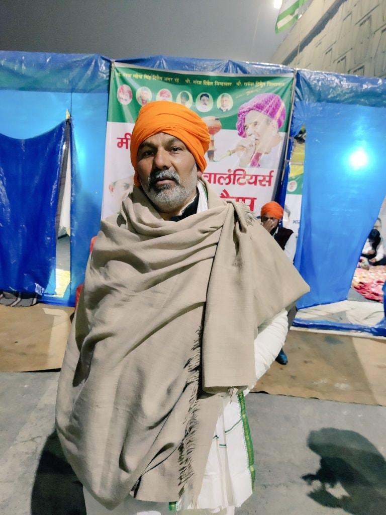 Know who is Rakesh Tikait, the Farmer Leader 103
