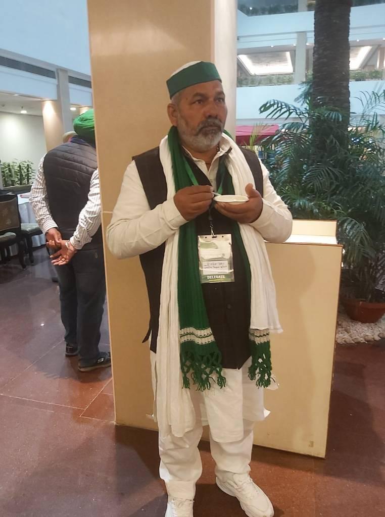 Know who is Rakesh Tikait, the Farmer Leader 105
