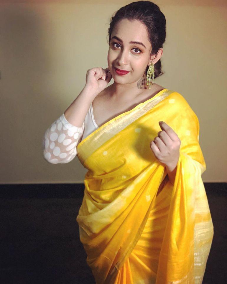 Sowbhagya Venkitesh Wiki, Age, Biography, Movies, web series, and Gorgeous Photos 115