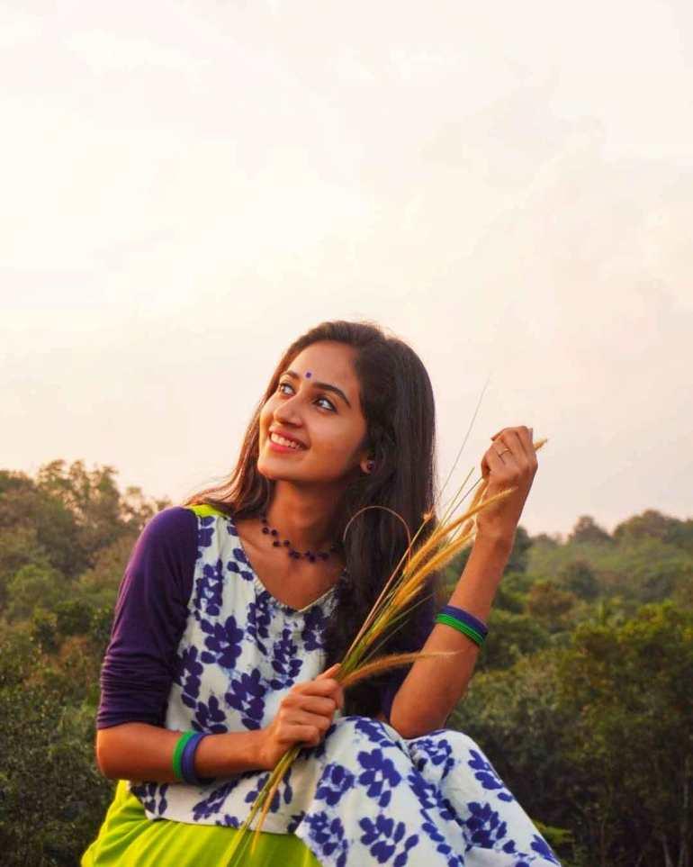 Dona Anna - Malayalam Web Series Star, biography and beautiful Photos 117