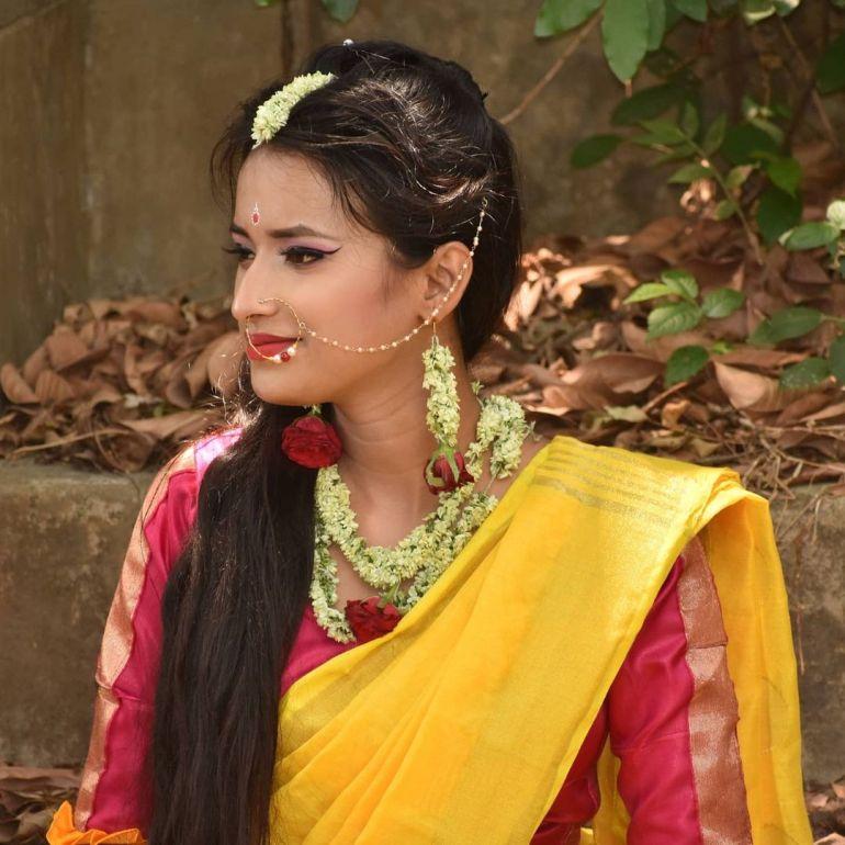 Bengali Model Keya Panja Wiki, Age, Biography, and Beautiful Photos 120