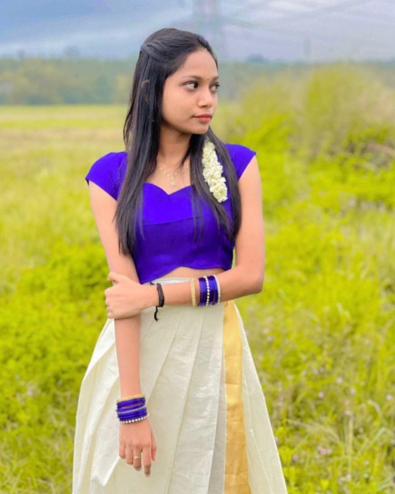 Amritha Shaji Wiki, Age, Biography, Net worth, and Beautiful Photos 111