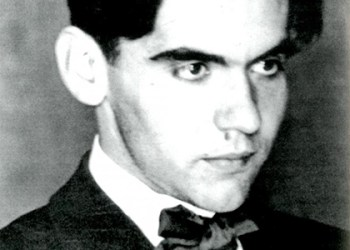 Federico Garcia Lorca (5 de Junho de 1898 — 18 de Agosto de 1936)
