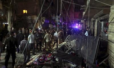 Ataque do EI em Beirute, no Líbano
