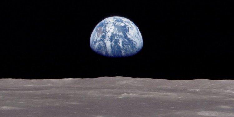 FOTO: WIlliam Anders | NASA
