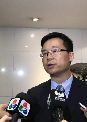 Coordenador do GPDP. Foto: HM