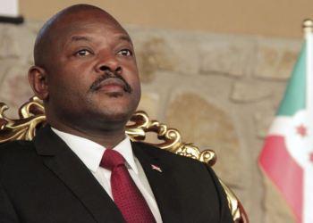 Presidente do Burundi