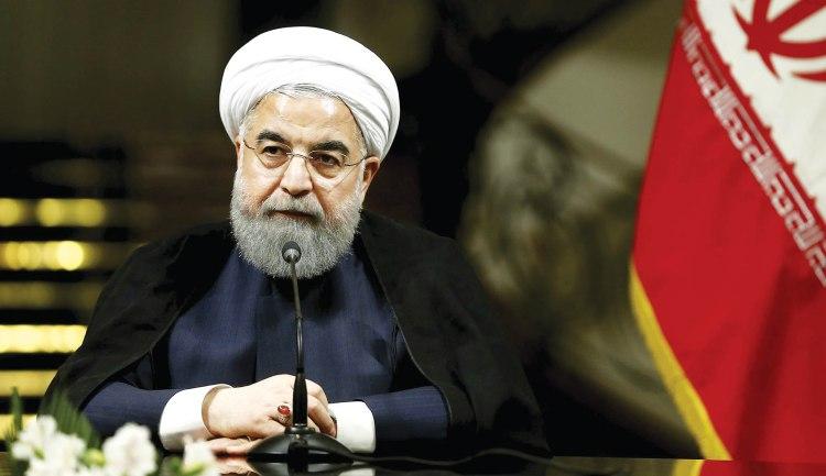 Hassan Rouhani, Presidente do Irão