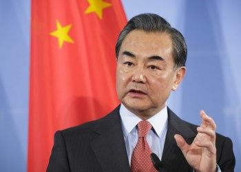 Wang Yi, Ministro dos Negócios Estrangeiros da China (FOTO: Thomas Trutschel/Getty Images)