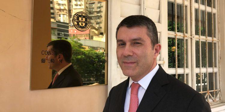 Paulo Cunha Alves, cônsul de Portugal em Macau e Hong Kong