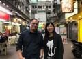 Alexandre Lui e Anita Wong. Foto: HM