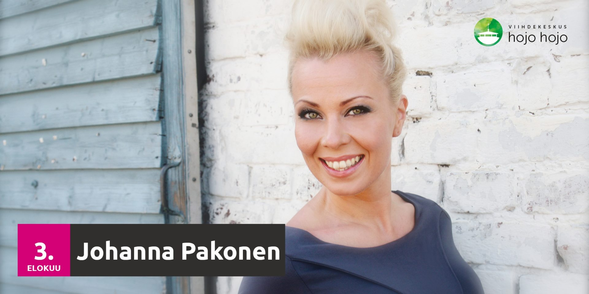 Lauantaina 3.8. Johanna Pakonen