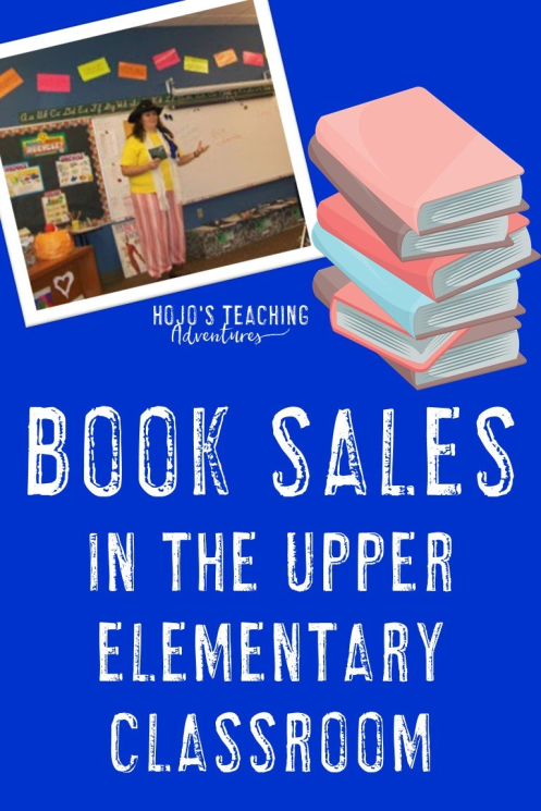 If you're looking for a way to increase student engagement, get your kids reading more, AND help your kids have fun - you're going to love doing BOOK SALES. These work great in the upper elementary classroom, but I could see them easily being adapted for middle or high school as well. Click through to learn how you could use these in your school, and make sure to grab your FREE download. {2nd, 3rd, 4th, 5th, 6th, 7th, 8th grade, Year 2, 3, 4, 5, 6, 7, 8} #HoJoTeaches #Reading #Books
