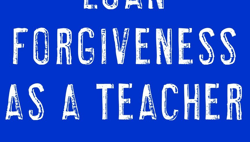 Teacher Student Loan Forgiveness