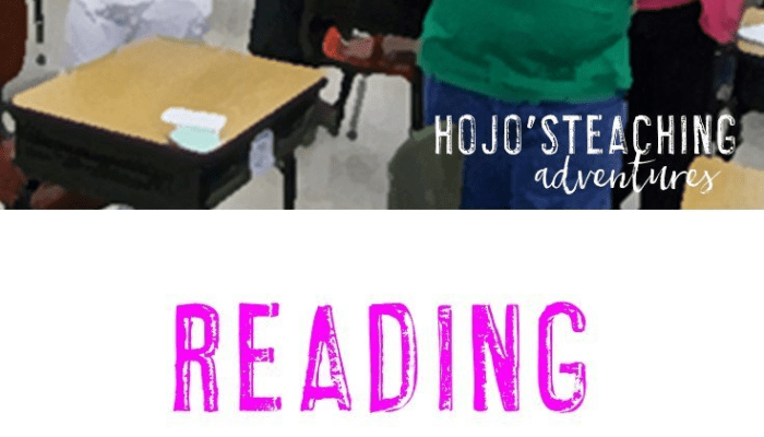 Reading Test Prep Using Task Cards