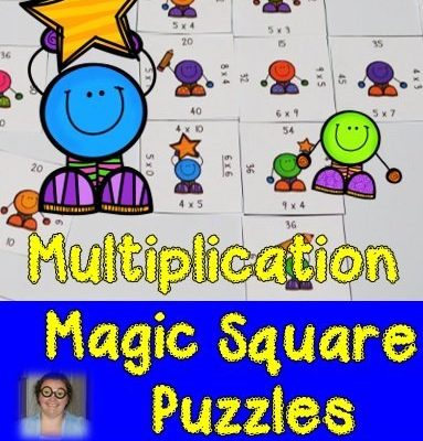 Magic Square EXPLOSION! (New & Updated Products and FREEBIES!)