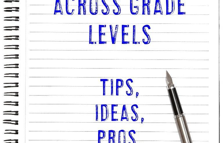 Departmentalizing Across Grade Levels