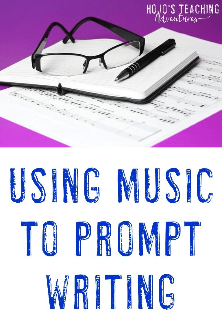 Need a different writing activity? Use music as a writing prompt with ANY grade level in elementary, middle, and high school! Students will love this activity because music is so much fun and it's a great way to practice their writing skills. Use it as morning work, in a center or station, for fast or early finishers, or as a time filler. Your kindergarten, 1st, 2nd, 3rd, 4th, 5th, 6th, 7th, 8th, 9th, 10th, 11th, & 12th grade kids will practice their ELA and spelling skills with this activity.