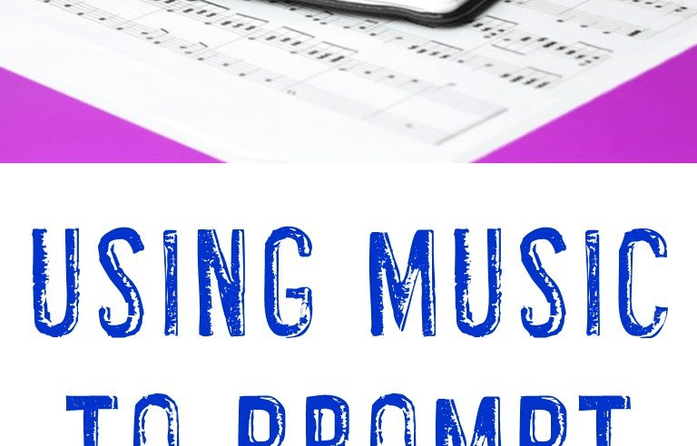 Using Music to Prompt Writing