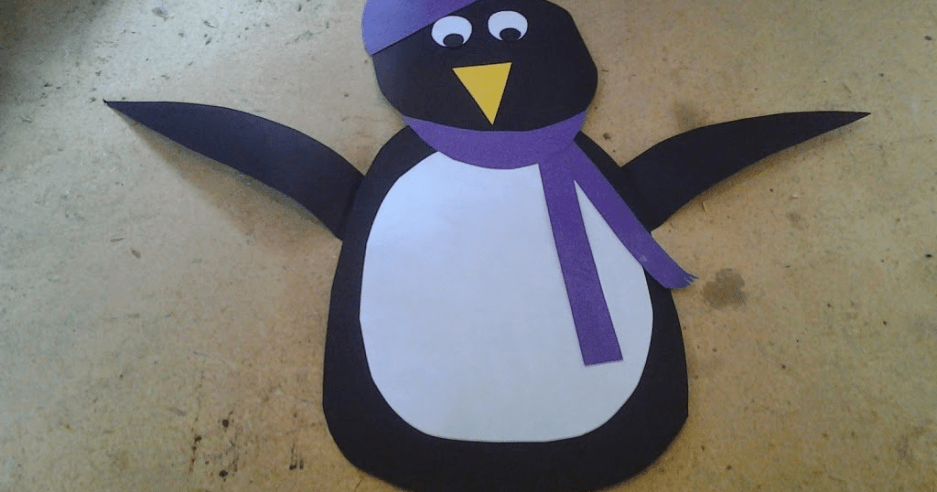 Penguin Art: a Listening Comprehension Activity That Will Leave Them Guessing