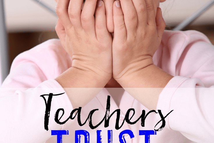 Teachers: Trust Your Gut