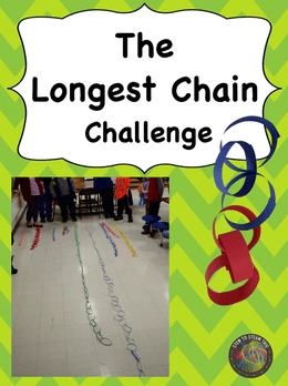 Are you looking for a great STEAM challenge for your students? Check out this FREE download!