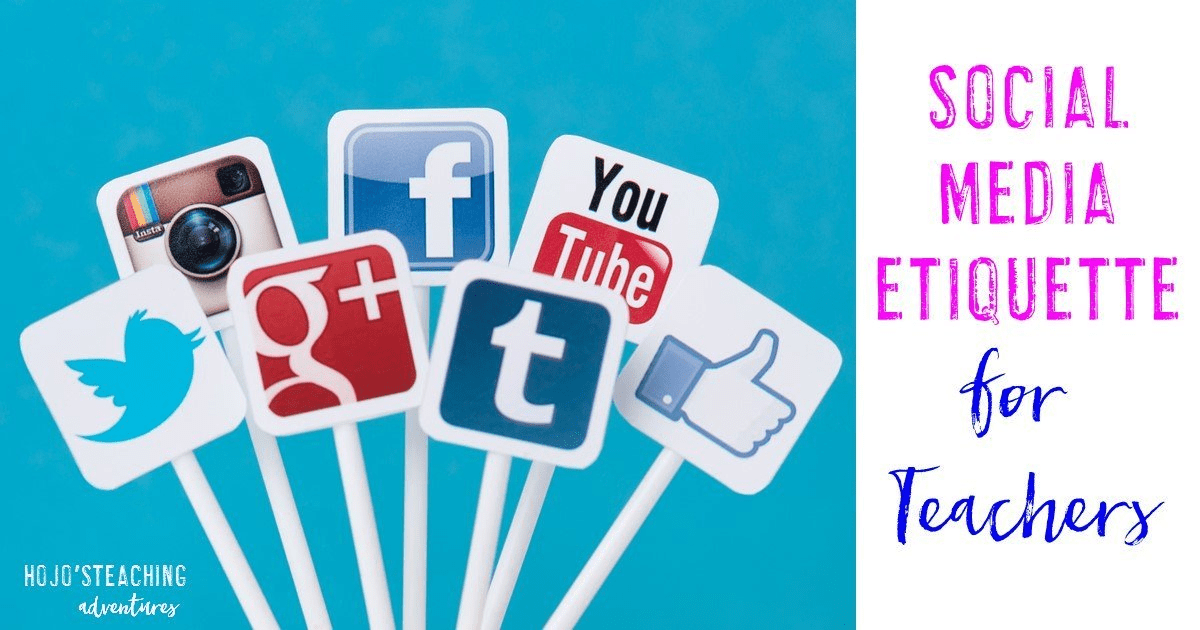 Are you a teacher? Then you need to read these social media tips for teachers! You'll find great ideas to keep in mind whether you're new to the profession or been around for years.