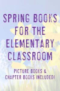 spring book image