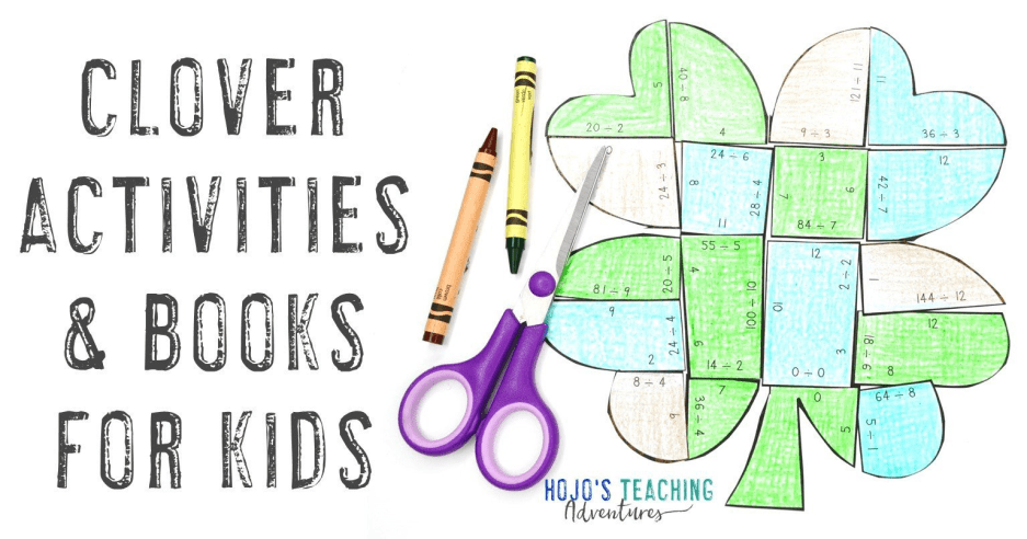 Clover Activities & Books for Kids