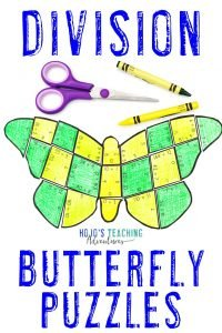 Click here to buy a DIVISION butterfly puzzle!