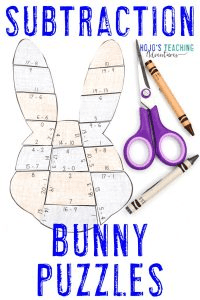 Click to buy a Subtraction Bunny Puzzle!