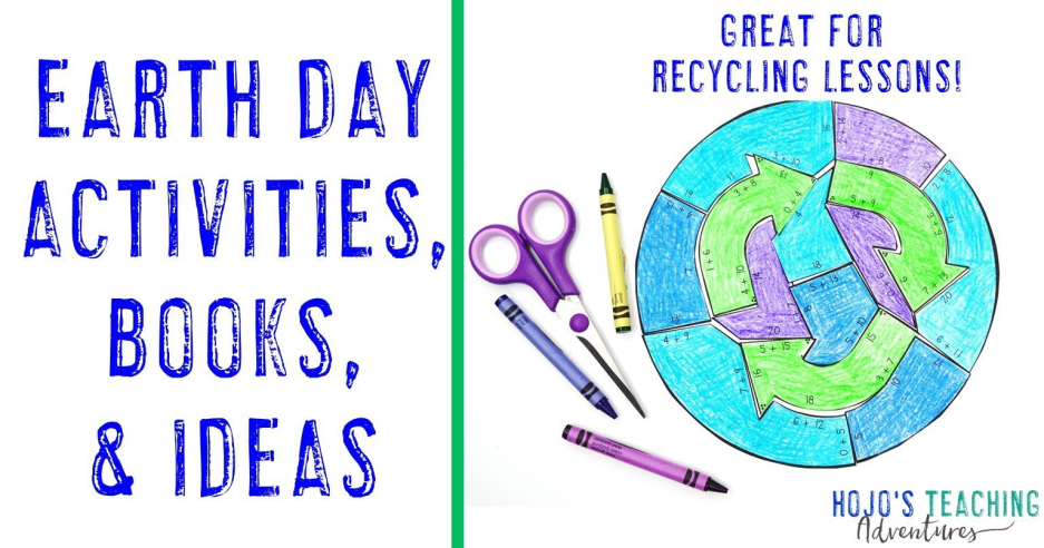 Earth Day Activities & Books for Kids