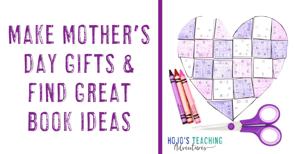 Academic Mother's Day Gifts & Book Ideas for Kids