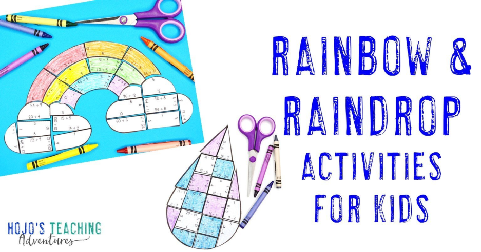 Rainbow Activities & Books for Kids