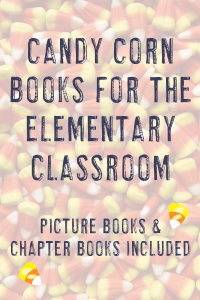 Candy Corn Book Ideas