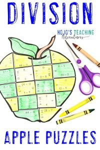Click here to grab your own DIVISION Apple Activities!